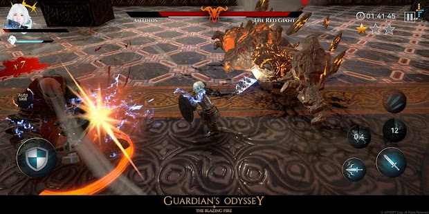 Guardian's Odyssey: Medieval Action RPG Screenshot