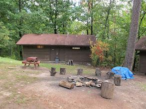 Photo: Yoki Bathhouse, fire ring and picnic area