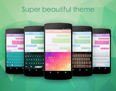 Download Aplikasi Emoji Keyboard – CrazyCorn untuk Android Terbaru
