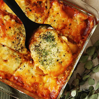 Potato Lasagna.