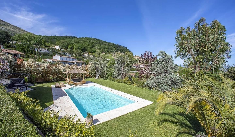 Villa with terrace Tourrettes-sur-Loup