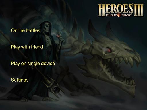 Heroes online battles. Magic and might 3 apktram screenshots 6