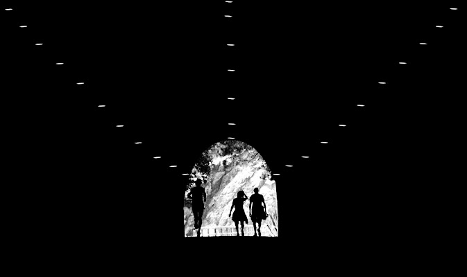 Verso la luce di Rodema
