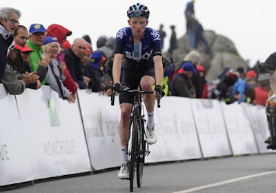 Tao Geoghegan Hart wint eerste rit Ronde van de Alpen