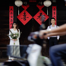 Wedding photographer Phuoc thinh Tran (tranphuocthinh95). Photo of 12.11.2018