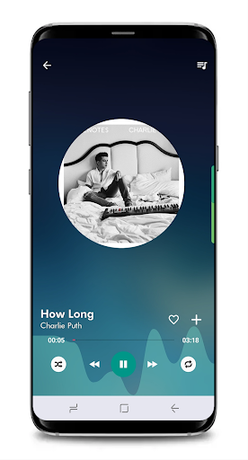 Screenshot for Music player S10 EDGE (PRO) in United States Play Store