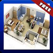 3D home floor plans