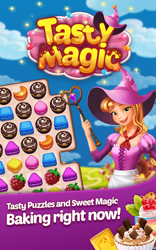 Tasty Magic: Match 3 Sweet Puzzle for Dessert 1.0.30 1