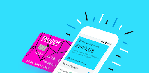 tandem banking app