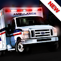 USA Ambulance Driver Simulator icon