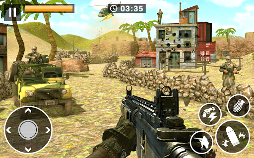 Counter Terrorist Critical Gun Mission 2.3 screenshots 1