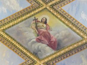 Photo: Capilla del obispado: Alegoría de la Fe