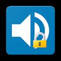 音量モードロック (音量ボタンの誤操作防止) icon