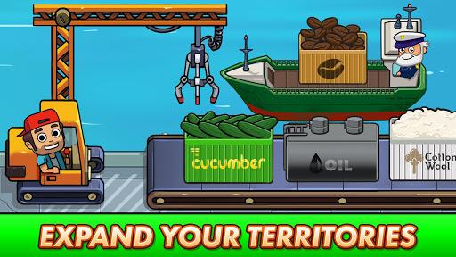 Télécharger Gratuit Transport It! - Idle Tycoon apk mod screenshots 3