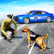 Police Dog Sim 2018 icon