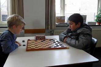 Photo: Aevum Kozijnen/Van der Wieletoernooi. Zondag 11 november 2012. Foto: Jack van Buuren
