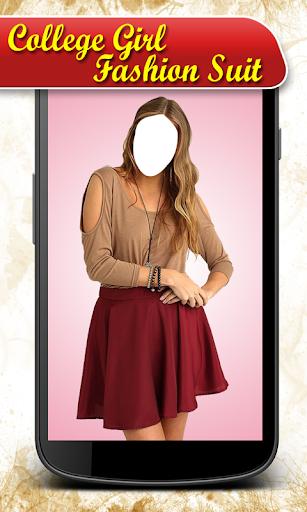 College Girl Fashion Suit 玩攝影App免費 玩APPs