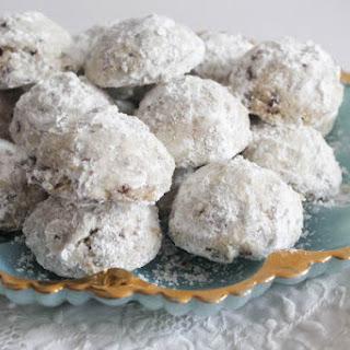 Pecan and Cranberry Cookies