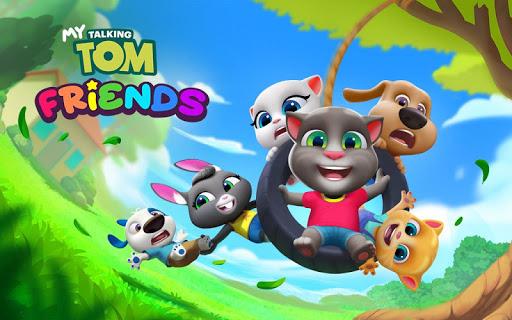 My Talking Tom Friends screenshot 12