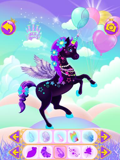 Unicorn Dress Up - Girls Games 1.0.4 screenshots 7