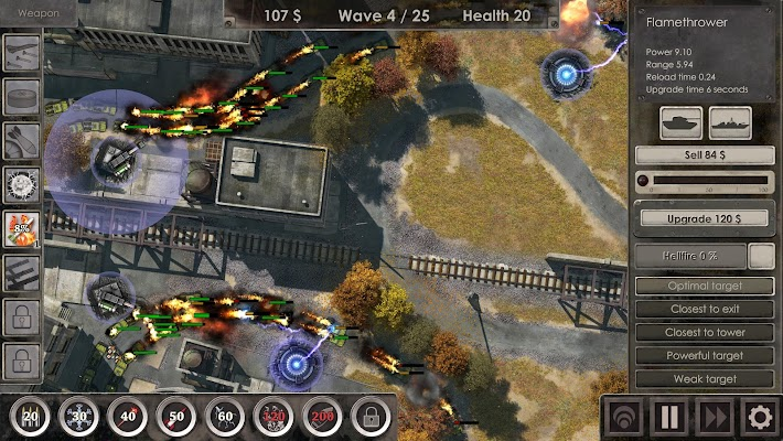 Defense Zone 3 Ultra HD Screenshot Image