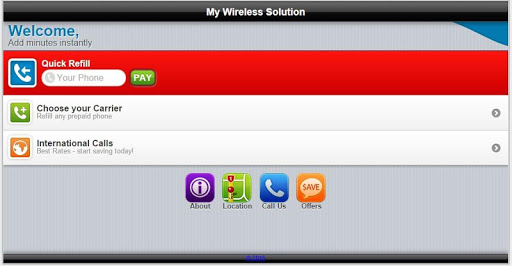 【免費通訊App】My Wireless Solution.-APP點子