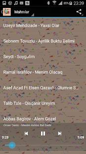Azeri gözəl mahnılar - náhled