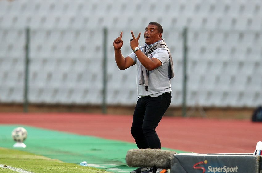 Swallows FC face biggest test yet against high form Mamelodi Sundowns