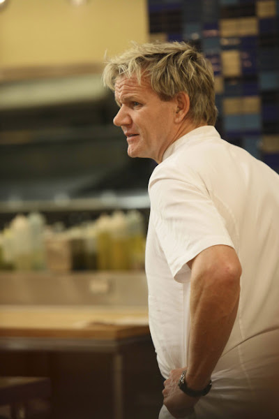 Photo: HELL'S KITCHEN: Chef Gordon Ramsay returns on the first part of the two-night Season 10 premiere of  HELL'S KITCHEN airing Monday, June 4 (8:00-9:00 PM ET/PT) and Tuesday, June 5 (8:00-9:00 PM ET/PT) on FOX. ©2012 Fox Broadcasting Co. Cr: Greg Gayne/FOX