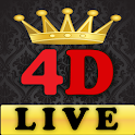 Live 4D Results - 4D King icon
