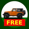 Inclinometer, speedometer free icon