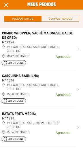 Burger King Brasil 2.1.5 screenshots 8