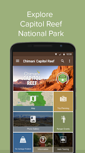 Capitol Reef NP by Chimani- screenshot thumbnail