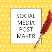 Social Media Post Maker, Planner, Graphic Design