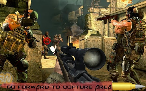 Army Sniper Mission Impossible game Screenshot