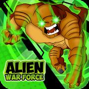 Alien War Force – Protector Transform