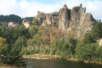 Photo: chateau d'Arlempdes