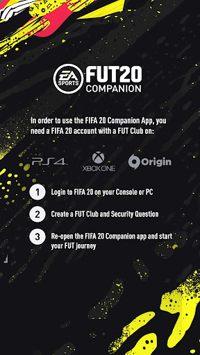 EA SPORTSu2122 FIFA 20 Companion screenshots 1