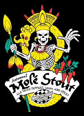 Logo of Ska Autumnal Molé Stout