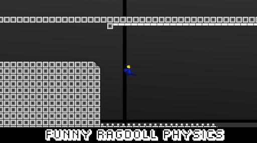 Paper Fundoll - Ragdoll Physics Platformer android2mod screenshots 2