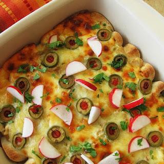 Chicken Enchiladas With Rotisserie Chicken Recipes.