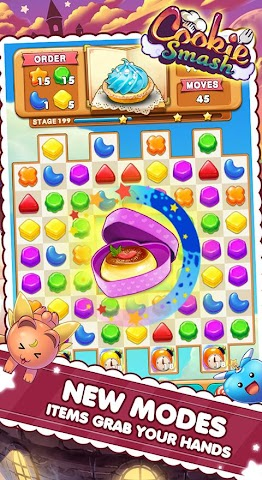 android Cookie Smash Screenshot 1
