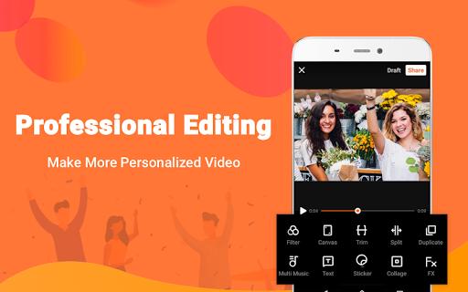 VivaVideo - Video Editor & Photo Movie 7.5.5 screenshots 8