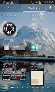 Icy Lake Live Wallpaper screenshot 2