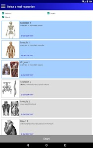 Anatomy Quiz Pro screenshot 8