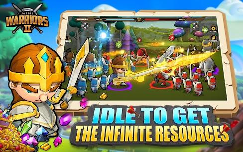 Mini Warriors 2 – Idle Arena 9
