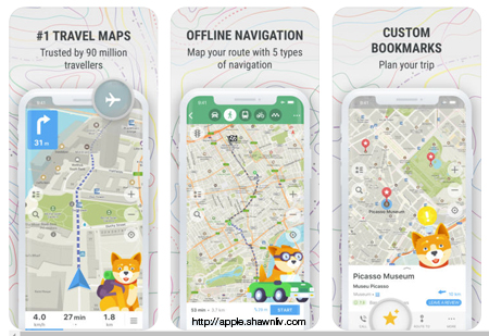 A Must Download Free Offline Map When You are Oversea! | ShawnLiv