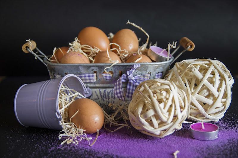 Uova nel paniere di Eliiii