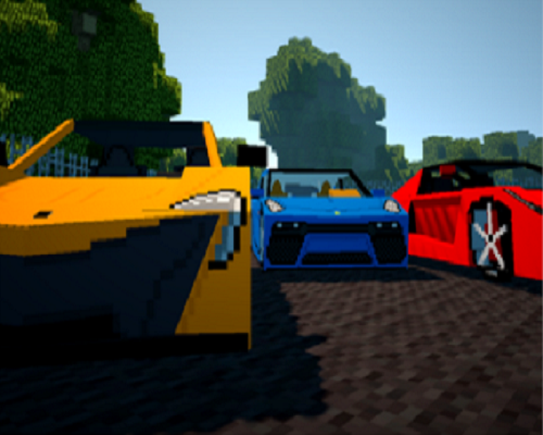 New MCPE CAR MODS