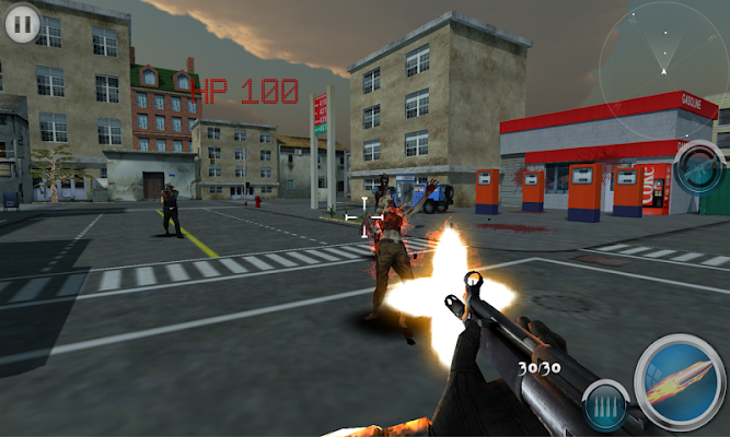 War Z Zombie - screenshot